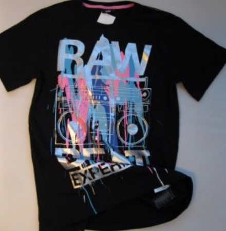 G-STAR LUST H&M RAW