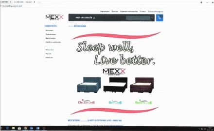 MEXX INTERNATIONAL vs GLOBA SLEEP (Merkinbreuk) Datum uitspraak 24 juli 2018